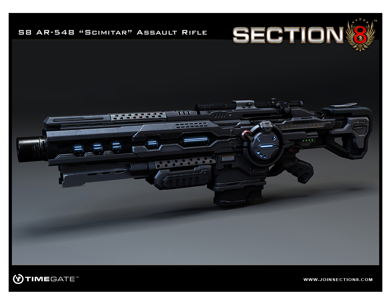 section 8 rifle Gallery