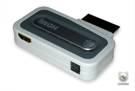 Mad Catz HDMI Conversion Kit Review - Console Monster